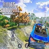 Игра Rules of Survival с читами