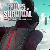 Игра Rules of Survival на андроид
