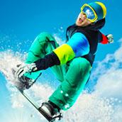 Игра Snowboard Party