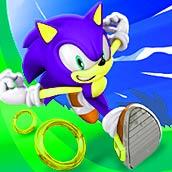 Игра Бегать за кольцами - картинка