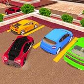 Игра Детская парковка