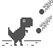 Игра Гугл динозавр