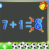 Игра Математика для дошкольников