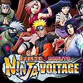Игра Naruto x Boruto Ninja Voltage - картинка