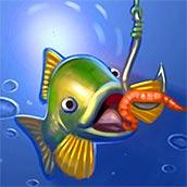 Игра Одиночная рыбалочка