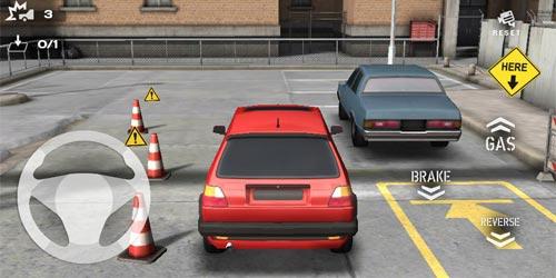 Игры парковка