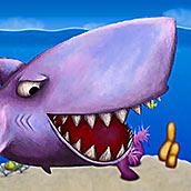 Игра Съедобная планета акул