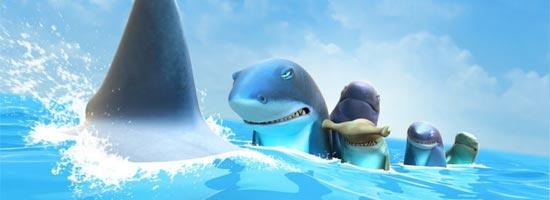 Игры про акул