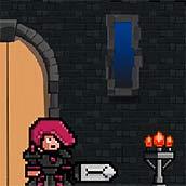 Игра Бродилка в пиксельном королевстве - картинка
