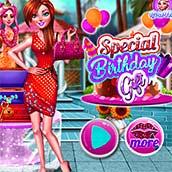 Игра День рождения с девочками 8 лет