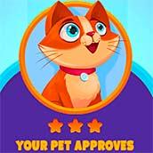 Игра Лечить кошек для девочек 4 лет