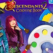 Игра Лучшие раскраски для девочек 7 лет