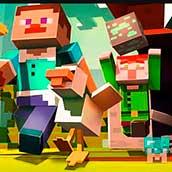 Игра Майнкрафт для мальчиков 7 лет