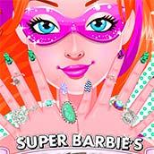 Игра Маникюр для Барби