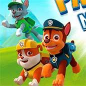Игра Миссия щенячьего патруля