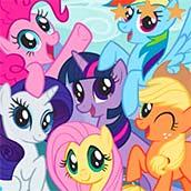 Игра Пазлы с пони для девочек 8 лет - картинка