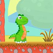 Игра Приключения маленького динозавра