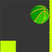 Игра Разноцветный баскетбол