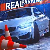 Игра Реал кар паркинг