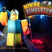 Игра Роблокс Mining Simulator