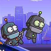 Игра Роботы для мальчиков 4 лет - картинка