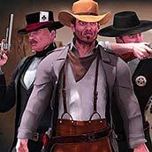 Игра West Gunfighter