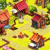 Игра Песочница выживания в деревне
