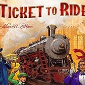 Игра Ticket to Ride