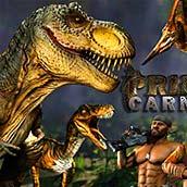 Игра Выживание с динозаврами
