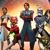 Игра Звездные войны: война клонов