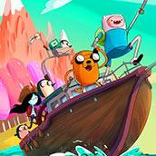 Игра Adventure Time Pirates of the Enchiridion - картинка