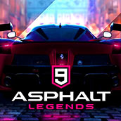 Игра Asphalt 9 legends