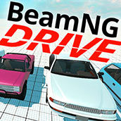 Игра Beamng Drive 2018