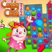 Игра Candy crush saga soda