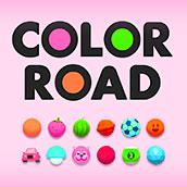 Игра Color Road