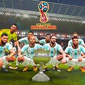 Игра FIFA World Cup 2018