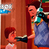 Игра Hello Neighbor Hide And Seek