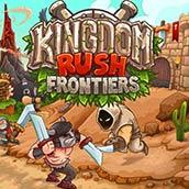 Игра Kingdom Rush Frontiers