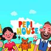 Игра Пеппи Хаус