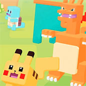 Игра Pokemon Quest