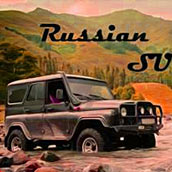 Игра Russian SUV
