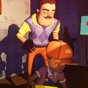 Игра Secret Neighbor