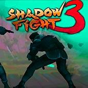 Игра Shadow Fight 3 мод много денег