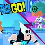Игра Teen Titans GO Figure 2