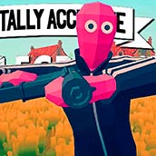 Игра Totally Accurate Battlegrounds читы
