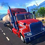Игра Truck Simulator PRO Europe на андроид