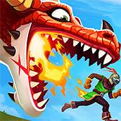 Игра Hungry Dragon