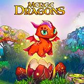 Игра Merge Dragons