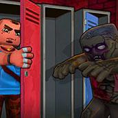 Игра Прятки от зомби