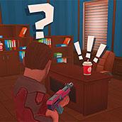 Игра Прятки: стрелялка